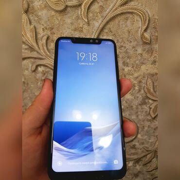 аккумуляторы для ибп mhb в Кыргызстан: Б/у Xiaomi Redmi Note 6 Pro 32 ГБ Черный