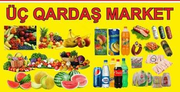 Bakı şəhərində Market ucun reklam sifarisi