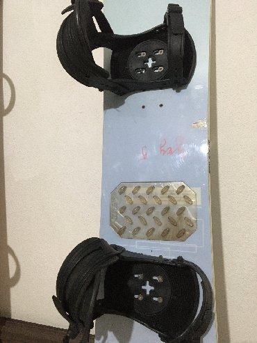 snoubord zhenskij в Кыргызстан: Продаю японский сноуборд,состояния очень хороший  Рост-105 Цена:4500