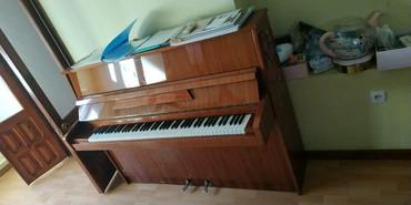 пианино-чайка в Кыргызстан: Пианино. Продам пианино. Цена 800$