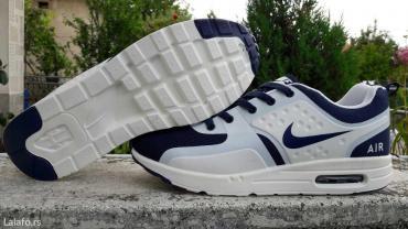 Nike Air Patike-Kao Iz Radnje+NOVO-Teget-Bela Kombinacija! - Nis