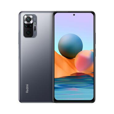 redmi 6 pro цена в бишкеке в Кыргызстан: Xiaomi Redmi Note 10   128 ГБ   Голубой   Гарантия, Кредит, Отпечаток пальца