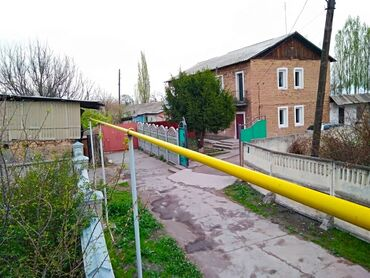 купить кирпичный гараж в Кыргызстан: 200 кв. м, 10 комнат, Гараж, Бронированные двери, Сарай
