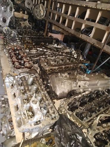 lexus 150 в Кыргызстан: Запчасти на двигатель Калевалы,головки и блоки и т.д.Toyota land