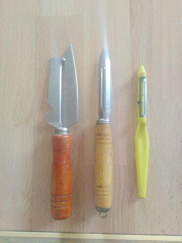 Noževi | Srbija: Set kvalitetnih nožića za voće i povrće. Sva tri za samo 300dinara