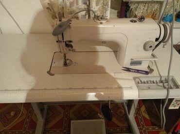 швейная машина в Кыргызстан: Швейная машина сатабыз абалы жакшы болгон бассы 9000 сом без шум. 2си