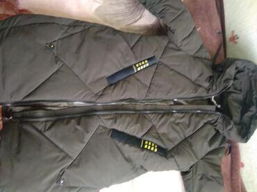 Шикарная куртка, качественно сшито,она очень тёплая, реально зимняя