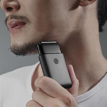 Электроника - Кыргызстан: Электробритва MiJia Portable shaver  Бритва Mijia MSW201 оснащена двой