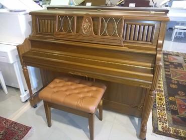 Bakı şəhərində Dünya şöhrətli Kohler & Campbell royal və pianoları (ABŞ)