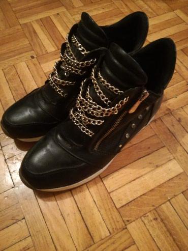 Kozne cipele malo nosene,ocuvane,broj 39 - Belgrade