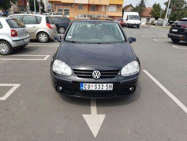 Manuel - Srbija: Volkswagen Golf 1.4 l. 2006   94000 km