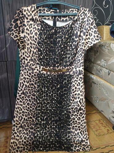 Продаю леопардовое платье