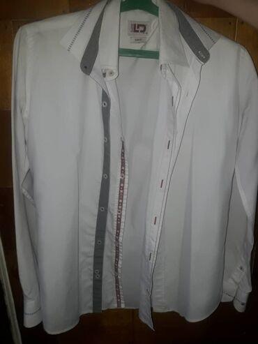 Рубашка из Турции на 10-13 лет. Вотличном состоянии