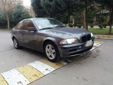 bmw 318 1994 - Azərbaycan: BMW 318 1.8 l. 2000 | 396582 km