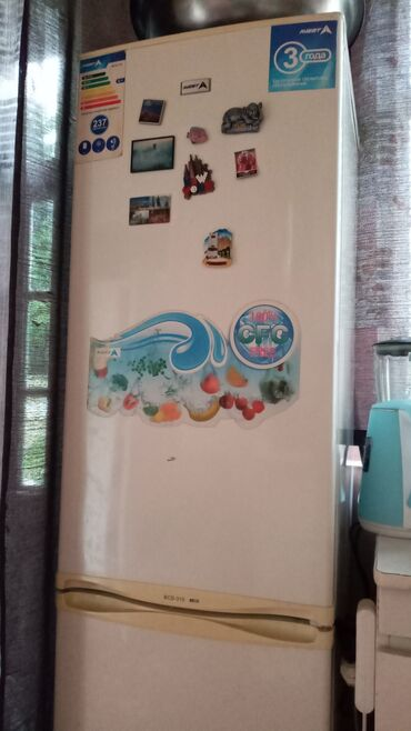 Г. ОШ продаю двухкамерный холодильник Авест, бу