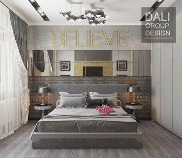 Дизайн интерьера к вашим услугам - правильно спланированные комнаты в в Бишкек