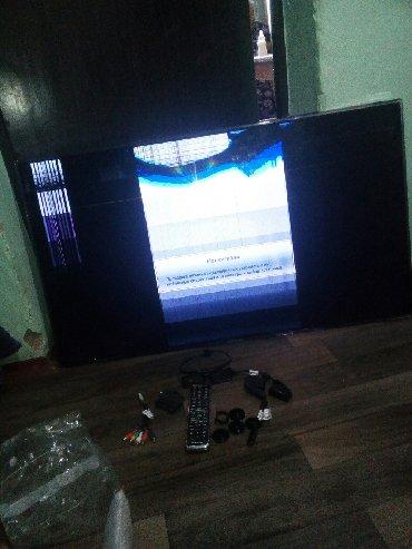 Телевизоры в Ак-Джол: Телевизор самсунг. диагональ 120 см. плоский. можно на стену крепить