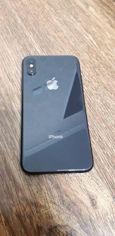 Электроника - Бишкек: Б/У iPhone Xs 64 ГБ Черный
