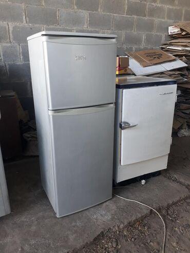 Б/у Однокамерный Белый холодильник Саратов