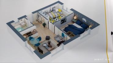 Продается квартира: 3 комнаты, 72 кв. м., Чолпон-Ате в Чолпон-Ата