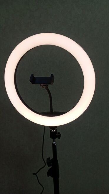 Освещение в Кыргызстан: Кольцевая лампа Селфи лампа26 см, 32-33 см, 36 см, 45