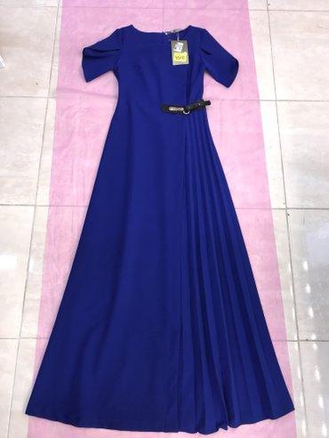 платье новое в пол (турция) размер 36 в Бишкек
