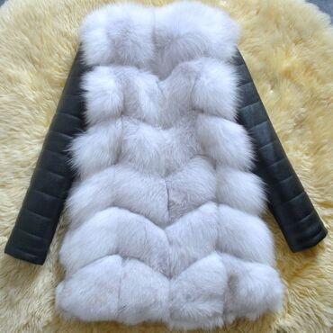 Kozna jakna sa krznom - Srbija: Kozne jakne sa krznenim prslukom