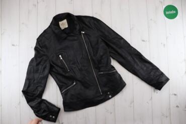 Жіноча куртка зі штучної шкіри Zara, р. М   Довжина: 57 см Ширина плеч