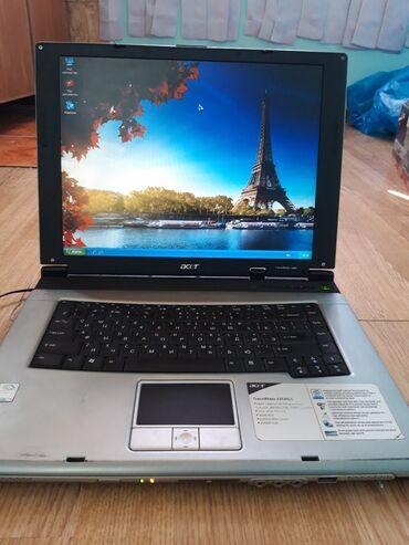 Acer nodbuk Video kard 1gb Ram 512 mb Daxili yaddas 40 gb Islekdir