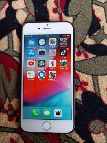 iphone 6 dubay qiymeti - Azərbaycan: İşlənmiş iPhone 6 16 GB Ağ