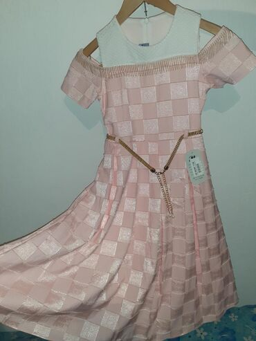 plate na 10 11 let в Кыргызстан: Платье на 10-11 лет(на этикетке написано 11-12,хотя немножко меньше)ни