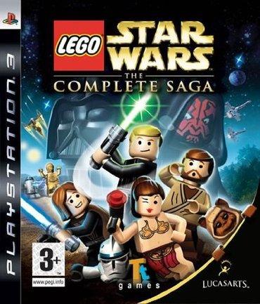"""Bakı şəhərində """"Lego Star Wars: The Complete Saga"""" PS3"""