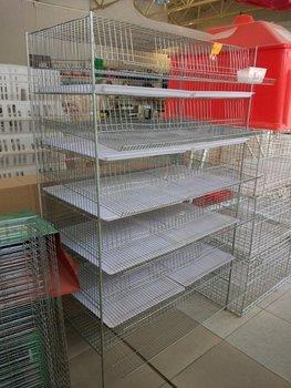 Клетки для перепелов, г. Бишкек, ул. Гагарина 39 в Бишкек