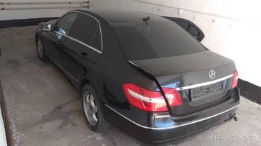 запчасти на мерседес w140 в Кыргызстан: Авто Запчасти на Мерседес Бенс W212, 2012 года, 3,2 обьем двигателя ди