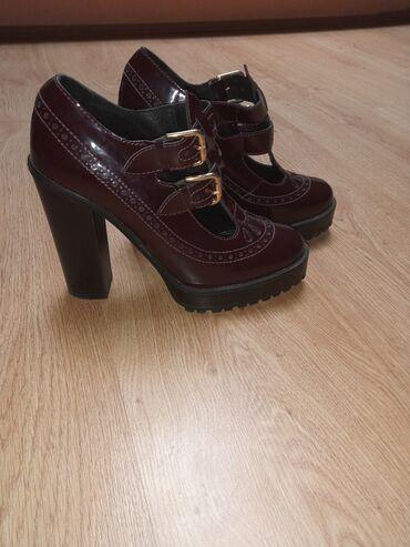 Top shop cipele, kao nove, br 39, visina štikle 13 cm, imaju platformu