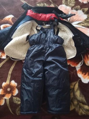 Продаю детский комбинезон на мальчика, 3-5лет, размер xxl. 700сом