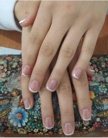 Так как я стажёр делаю ногти по очень удобным для вас ценам шеллак
