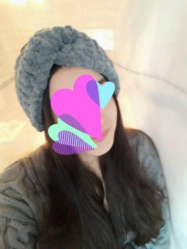 Повязки Жасминки ( тюрбанчики ) теплые в Бишкек