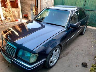 шины r17 лето в Кыргызстан: Mercedes-Benz W124 3.2 л. 1994   200000 км