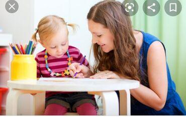 Работа - Сумгайыт: Дошкольное репетиторство детей