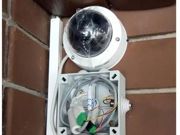 Акустические системы fnt - Кыргызстан: Монтаж систем видеонаблюдения сигнализация домофонов