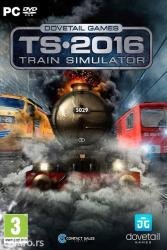 Train simulator 2016 - Boljevac