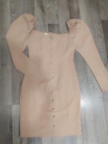 вечерне коктейльное платье в Кыргызстан: Платье Коктейльное Benetton L