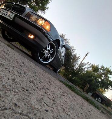BMW 7 series 4.4 л. 1996 | 368 км