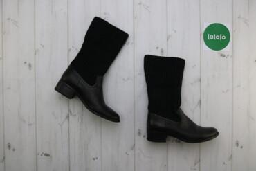 Женская обувь - Украина: Жіночі чобітки Michael Kors, р. 37,5    Довжина підошви: 24 см  Висота