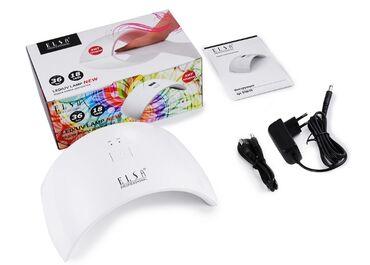 Б/у LED-UV лампа 36W с таймером ELSA Professional.LED/UV-лампа с