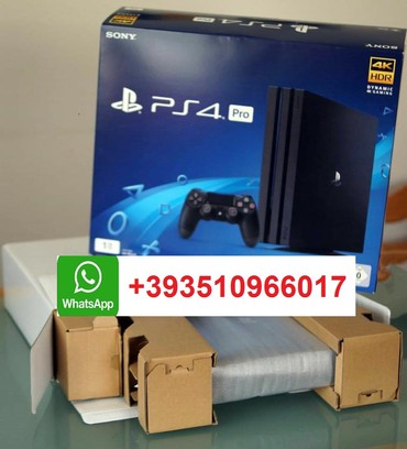 PlayStation 4 pro 1TB (New Ps4 Original (500GB) + 2 controllers, DVD σε Markopoulo