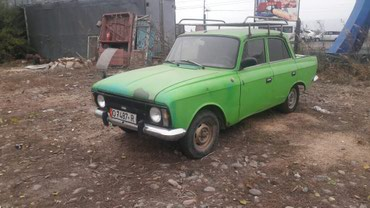 Москвич 412 1984 в Кок-Ой