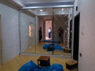 Sumqayıt şəhərində Dehliz mebeli sifarisle yiqilir