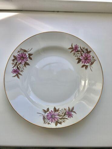 Продаю суповые японские тарелки, 6 шт, цена за одну штуку 150 сом